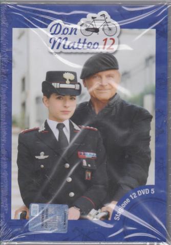 I Dvd Di Sorrisi Collaction 5 - Don Matteo 12 - 10/3/2020