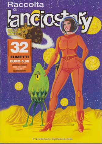 Raccolta di Lanciostory - n. 603 - 7 marzo 2020 - mensile - 32 fumetti