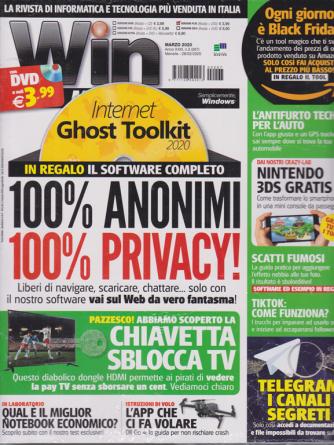 Win Magazine Dvd - Versione Plus - n. 267 - mensile - marzo 2020
