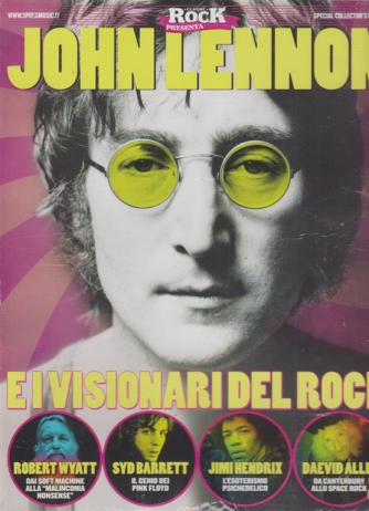 Classic Rock Monografie - John Lennon - n. 4 - bimestrale - marzo - aprile 2020