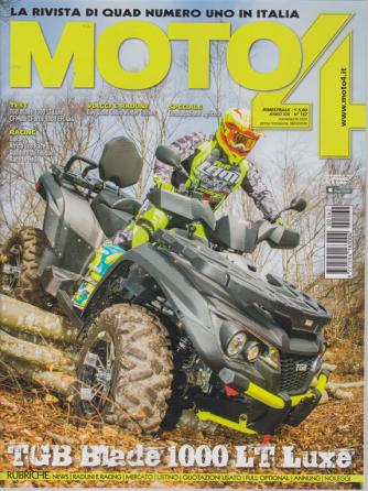 Motoa 4 -n. 162 - bimestrale - marzo - aprile 2020 -