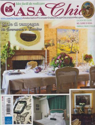 Casa Chic - + Vivere Country - n. 165 - mensile - marzo 2020 - 2 riviste
