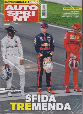 Autosprint - + Autosprint extra - n. 10 - 10/16 marzo 2020 - settimanale - 2 riviste