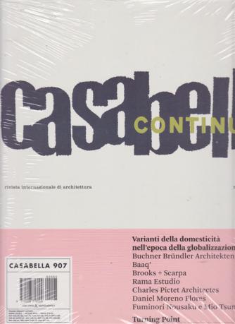 Casabella - n. 907 - marzo 2020 - italian + english