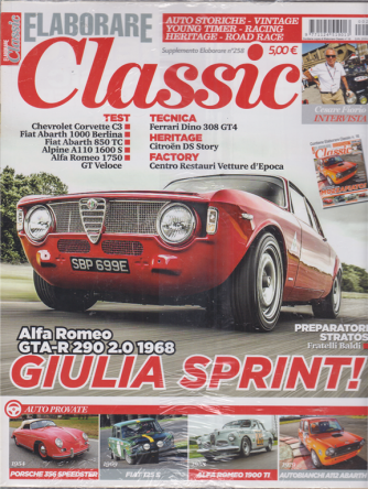 Supplemento Elaborare Classic - n. 258 -