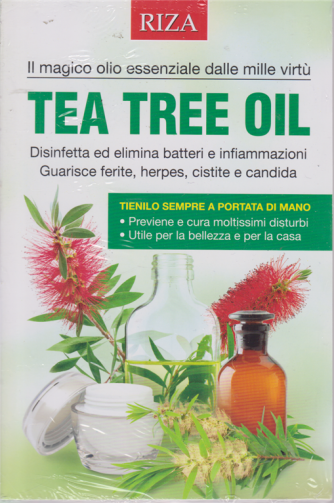 Salute naturale extra - n. 130 - marzo 2020 - Tea tree oil
