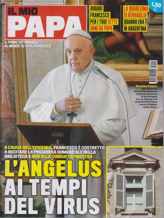 Il mio Papa - n. 12 - 11 marzo 2020 - settimanale