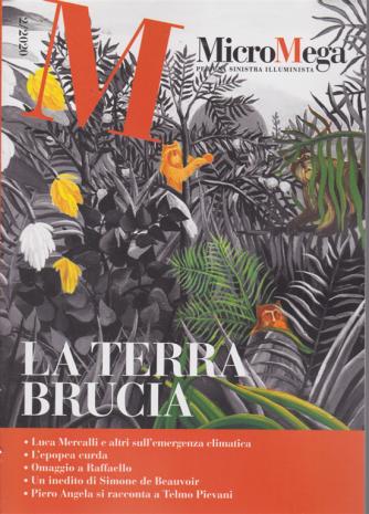 Micromega - n. 2 - bimestrale - 12/3/2020 - La terra brucia