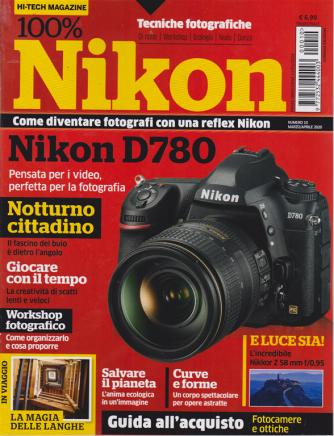 Hi-Tech Magazine - Nikon 100% - n. 10 - marzo - aprile 2020 - trimestrale