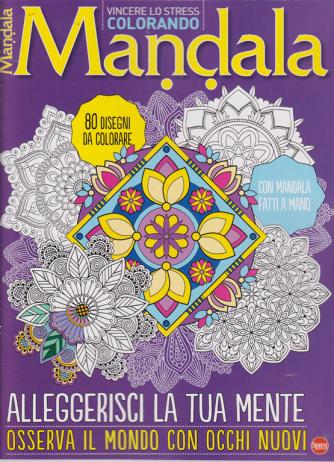 Color Relax Speciale Mandala - n. 3 - bimestrale - marzo - aprile 2020