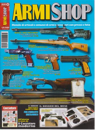 Armi Shop - Annunci Armi - n. 4 - mensile - aprile 2020