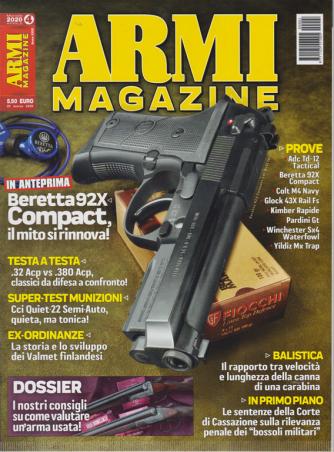 Armi Magazine - n. 4 - mensile - aprile 2020