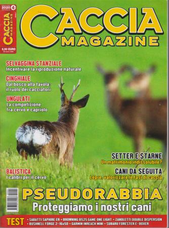 Caccia Magazine - n. 4 - mensile - aprile 2020
