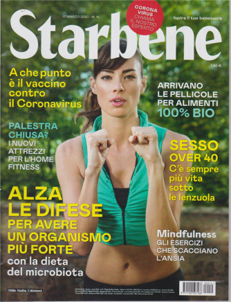 Starbene - n. 14 - 17 marzo 2020 - settimanale