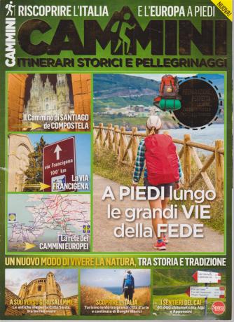 Bbc History Travel Extra - Cammini - Itinerari storici e pellegrinaggi - n. 5 - bimestrale - marzo - aprile 2020 -