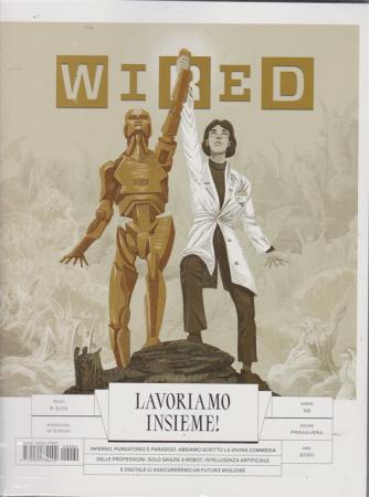 Wired - n. 92 - 12/3/2020 - primavera