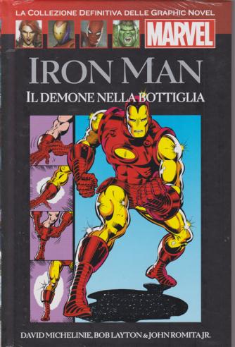 Graphic Novel Marvel - Iron Man - Il demone nella bottiglia - n. 42 - 21/3/2020 - quattordicinale - copertina rigida