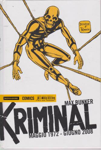 Kriminal - maggio 1972 - giugno 2008 - di Max Bunker - n. 19 - mensile