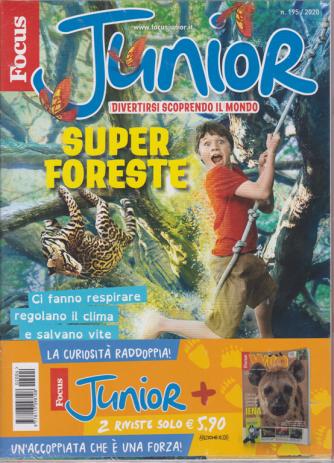 Focus Junior + Focus Wild - n. 195/2020 - 2 riviste