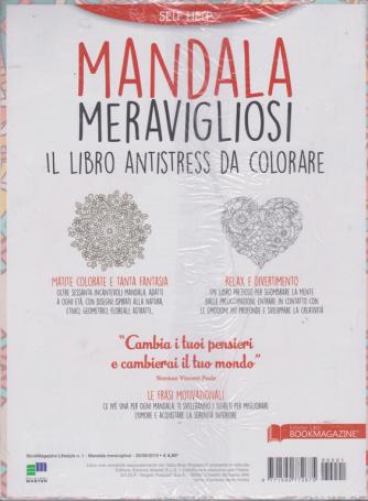Mandala meravigliosi - n. 1 - 20/3/2020 -
