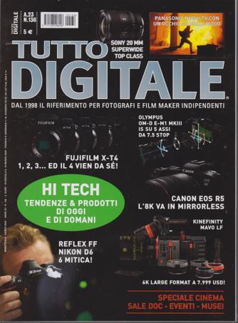 Tutto Digitale - n. 136 - bimestrale - marzo 2020