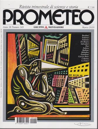 Prometeo - n. 149 - marzo 2020 - trimestrale
