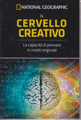 Le frontiere della scienza - National Geographic - Il cervello creativo - n. 54 - settimanale - 27/3/2019