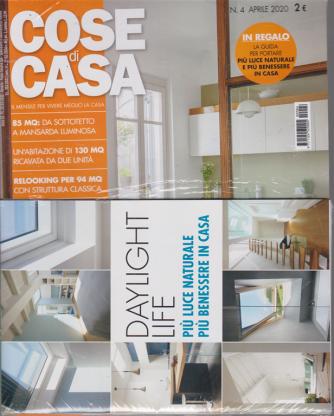 Cose Di Casa - + Daylight life - n. 4 - aprile 2020 - mensile