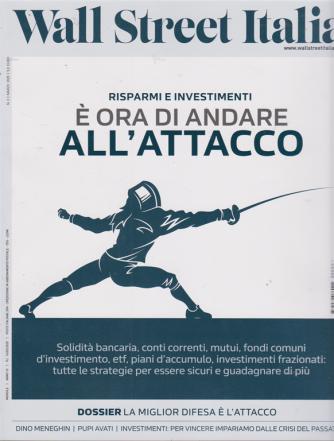 Wall Street Italia - n. 3 - mensile - 16/3/2020