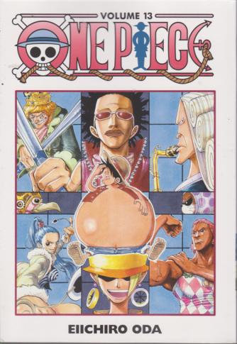 One Piece - n. 13 - settimanale -