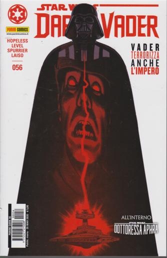 Panini Dark - Darth Vader N. 56 - mensile - 26 marzo 2020 - Vader terrorizza anche l'impero
