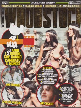 Classic Rock Extra Speciale - Woodstock - n. 13 - bimestrale - aprile - maggio 2020