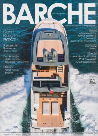 Barche - n. 4 - mensile - aprile 2020