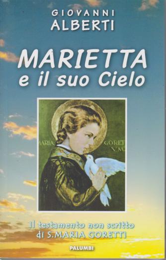 Marietta e il suo cielo - di Giovanni Alberti - Palumbi