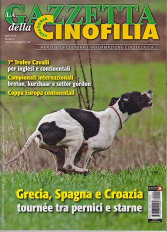La gazzetta della cinofilia venatoria - n. 4 - aprile 2019 - mensile