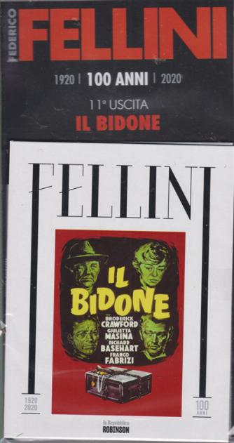 Federico Fellini - 1920-2020 - 100 anni - Il bidone - uscita n. 11 - 26 marzo 2020 - settimanale