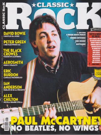 Classic Rock - n. 89 - mensile - 27/3/2020