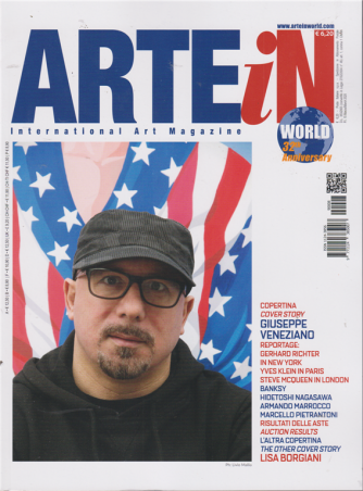 Arte In - n. 2 - marzo - aprile 2020 - italiano - inglese