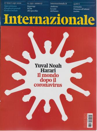 Internazionale - n. 1351 - settimanale - 27 marzo / 2 aprile 2020