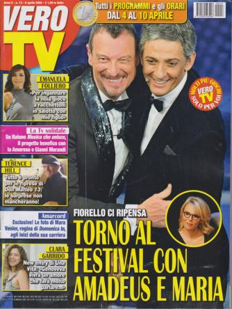 Vero Tv - n. 13 - 6 aprile 2020 - settimanale
