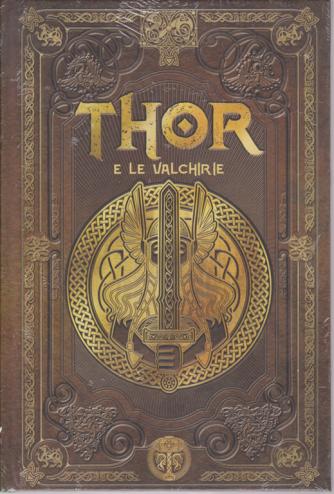 Mitologia Nordica- Thor e le valchirie - n. 24 - settimanale - 20/3/2020 - copertina rigida