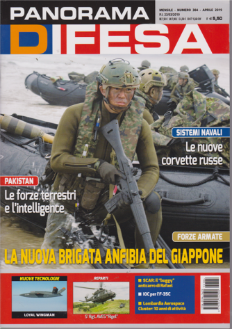 Panorama Difesa - n. 384 - mensile - aprile 2019 -