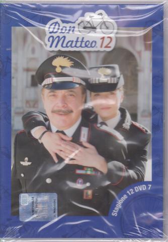 I Dvd Di Sorrisi Collection 5 - 7 Dvd - Don Matteo 12 - Non rubare - aprile 2020