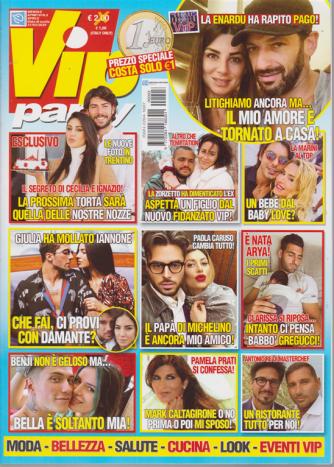 Vip Party   - n. 3 - mensile - aprile 2020 -