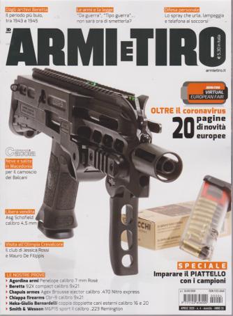 Armi e Tiro - n. 4 - mensile- 26/3/2020 -