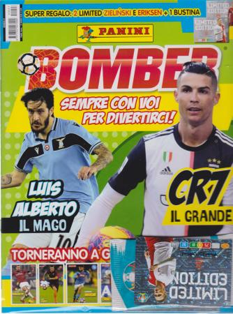 Bomber - n. 27 - mensile - 31 marzo 2020 + 1 bustina in regalo