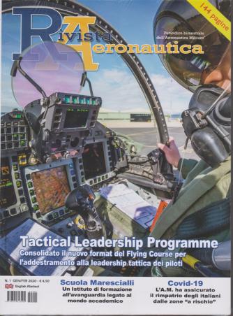 Rivista Aeronautica - n. 1 - gennaio - febbraio 2020 - bimestrale - 144 pagine