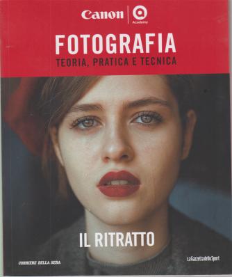 Fotografia - Teoria, pratica e tecnica - Il ritratto - n. 2 - settimanale