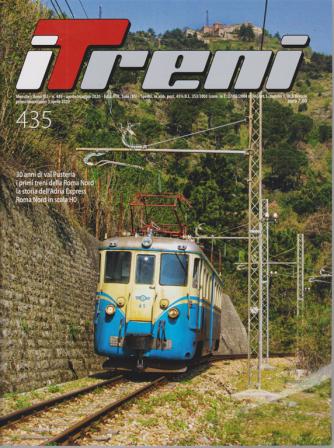 I treni - n. 435 - mensile - aprile - maggio 2020 -