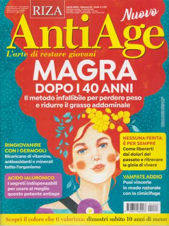 Riza Antiage - n. 24 - aprile 2020 - mensile